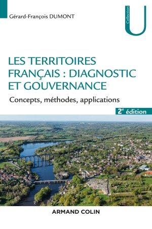 Les territoires français : diagnostic et gouvernance - armand colin - 9782200621285 -