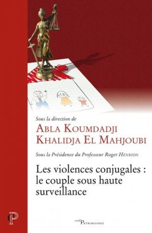 Les violences conjugales. Le couple sous haute surveillance - Cerf - 9782204110297 -