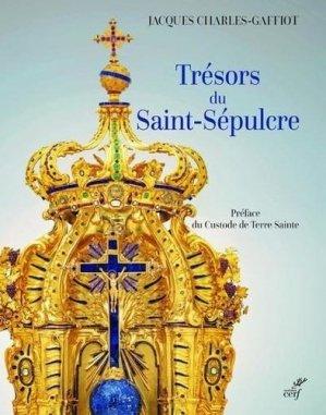 Le trésor du Saint-Sépulcre - Cerf - 9782204140096 -