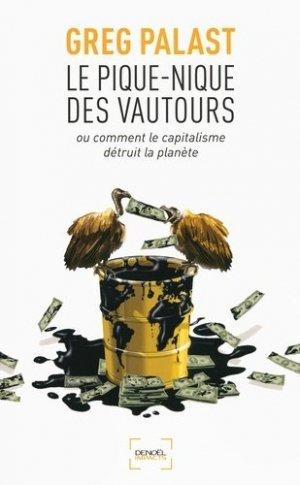 Le pique-nique des vautours - denoël - 9782207114063 -