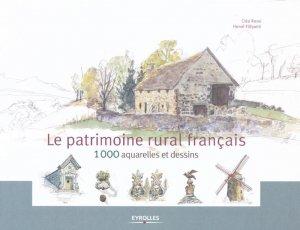 Le patrimoine rural français - eyrolles - 9782212119589 -