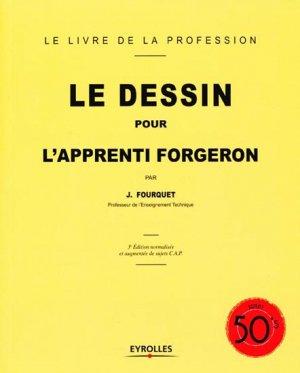 Le dessin pour l'apprenti forgeron - eyrolles - 9782212129045 -