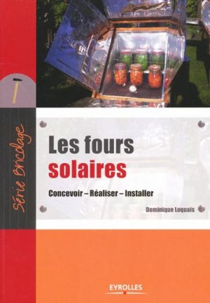 Les fours solaires - eyrolles - 9782212133691 -