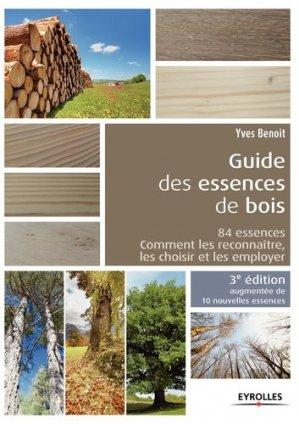 Le guide des essences de bois - eyrolles / fcba - 9782212140644 -
