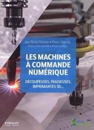 Les machines à commande numérique - eyrolles - 9782212141726 -
