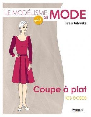 Le modélisme de mode - Volume 1 - eyrolles - 9782212142303 -