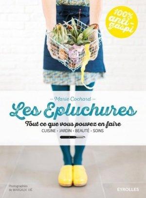 Les épluchures - eyrolles - 9782212143713 -