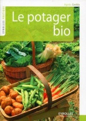 Le potager bio - eyrolles - 9782212546026 -