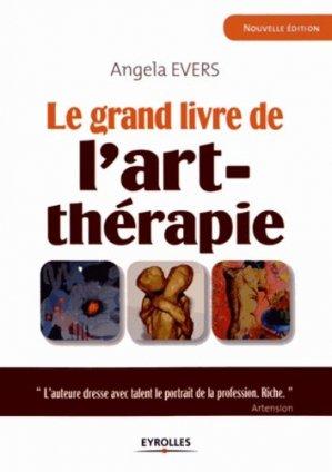 Le grand livre de l'art-thérapie - eyrolles - 9782212554892 -