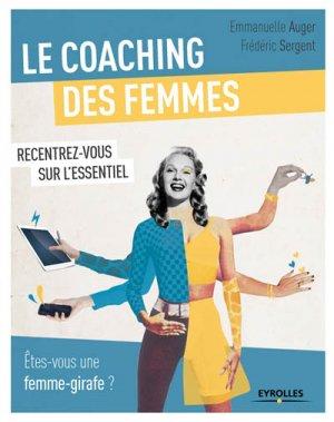 Le coaching des femmes - eyrolles - 9782212562583 -
