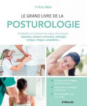 Le grand livre de la posturologie-eyrolles-9782212563542