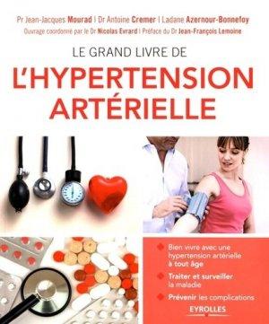 Le grand livre de l'hypertension artérielle - eyrolles - 9782212564907 -