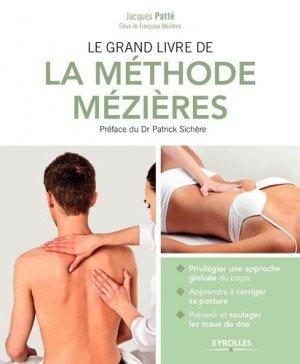 Le grand livre de la méthode mézières - eyrolles - 9782212566970 -