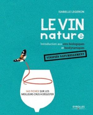 Le vin nature - eyrolles - 9782212567304 -