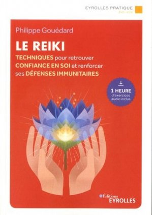 Le reiki - Eyrolles - 9782212571639 -
