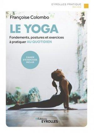 Le yoga - Eyrolles - 9782212573787 -
