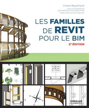Les familles de Revit pour le BIM - eyrolles - 9782212677096