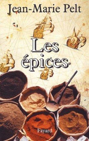 Les épices - fayard - 9782213613338 -