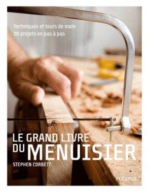 Le Grand Livre du menuisier - fleurus - 9782215091998 -