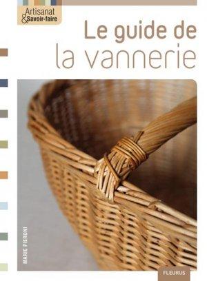Le guide de la vannerie - fleurus - 9782215101482 -
