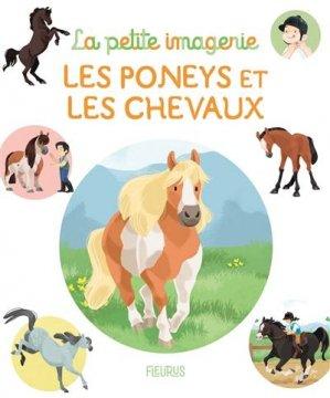 Les poneys et les chevaux - Fleurus - 9782215172833 -