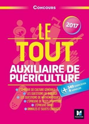 Le Tout Auxiliaire de puériculture - foucher - 9782216135400 -