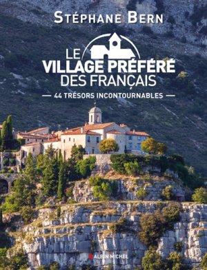 Le village préféré des français - albin michel - 9782226259202 -