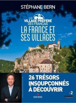 Les villages préférés des français - Albin Michel - 9782226259295 -