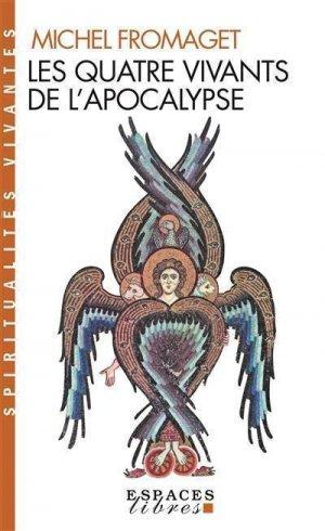 Les Quatre vivants de l'Apocalypse - Albin Michel - 9782226451194 -