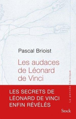 Les audaces de Léonard de Vinci - stock - 9782234086388 -
