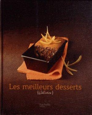 Les meilleurs desserts - SEDIT - 9782236005103 -