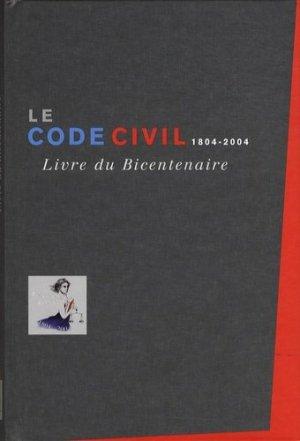Le Code civil 1804-2004 - dalloz - 9782247056989 -