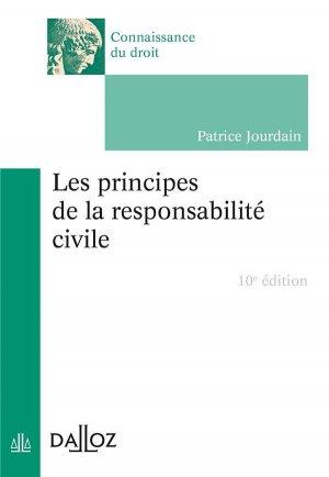 Les principes de la responsabilité civile - dalloz - 9782247188574 -