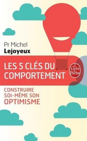 Les 5 clés du comportement - le livre de poche - lgf librairie generale francaise - 9782253002116 -