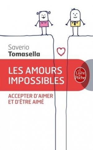 Les Amours impossibles - le livre de poche - lgf librairie generale francaise - 9782253176916 -