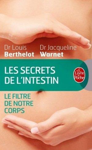 Les Secrets de l'intestin, notre deuxième cerveau - le livre de poche - lgf librairie generale francaise - 9782253187530 -
