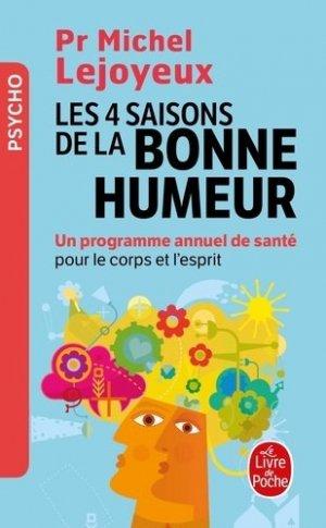 Les 4 Saisons de la bonne humeur - le livre de poche - lgf librairie generale francaise - 9782253188025 -
