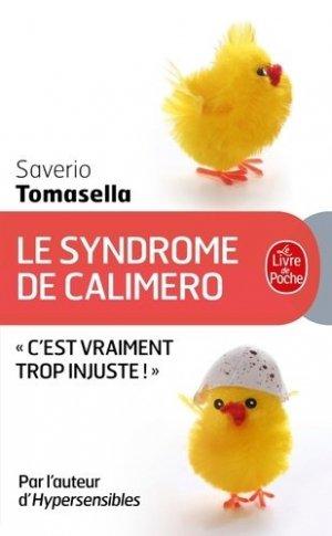 Le Syndrome de Calimero - le livre de poche - lgf librairie generale francaise - 9782253188162 -