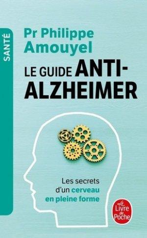 Le Guide anti-Alzheimer - le livre de poche - lgf librairie generale francaise - 9782253188391 -