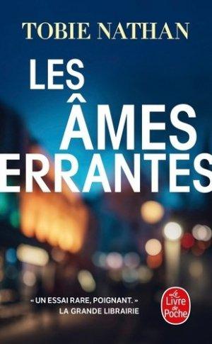 Les âmes errantes - le livre de poche - lgf librairie generale francaise - 9782253257813 -