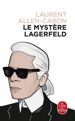 Le mystère Lagerfeld - le livre de poche - lgf librairie generale francaise - 9782253820468 -