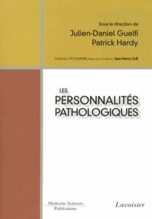 Les personnalités pathologiques - lavoisier msp - 9782257205407