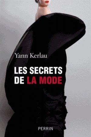 Les secrets de la mode - perrin - 9782262039233 -