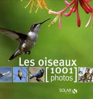 Les oiseaux - solar - 9782263047428 -
