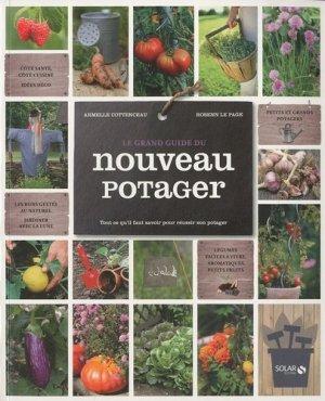 Le grand guide du nouveau potager - solar  - 9782263051616