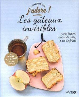 Les gâteaux invisibles. Super légers, moins de pâte, plus de fruits - solar - 9782263145667 -
