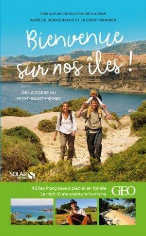 Le tour de France des iles - solar - 9782263148194 -