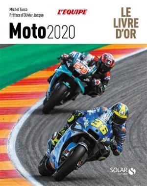 Le Livre d'or de la moto - Solar - 9782263172090 -