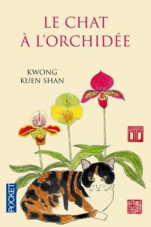 Le chat à l'orchidée - pocket - 9782266271998 -
