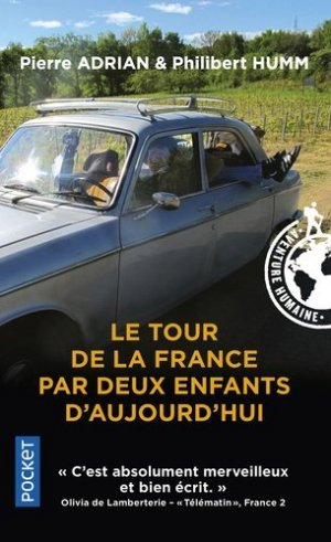 Le tour de la France par deux enfants d'aujourd'hui - Pocket - 9782266295482